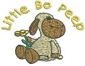 Little Bo Peep Inkberrow
